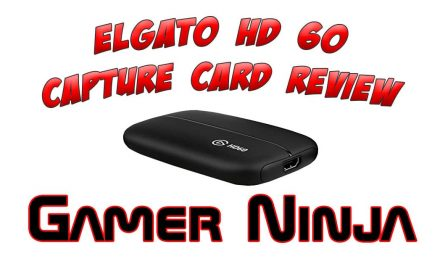 Elgato HD 60 HD Capture Card Review