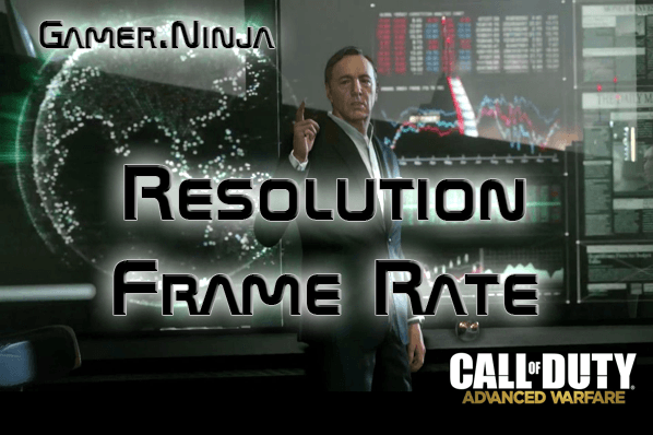 Resolution Discussion | Advanced Warfare | Call of Duty Game Review