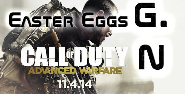 Easter Eggs Revealed | Advanced Warfare | Call of Duty Game Review