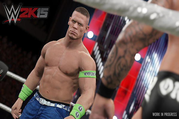 WWE 2K15 Game Review