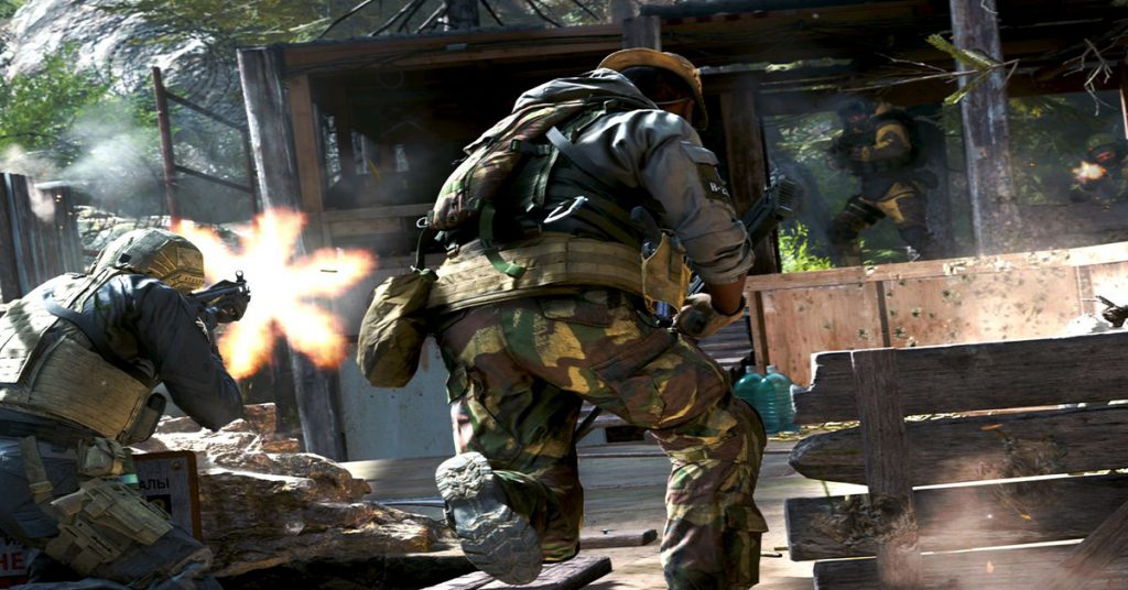 Helping Players Improve Their Kill Death Ration in Call of Duty Modern Warfare 1200x628px
