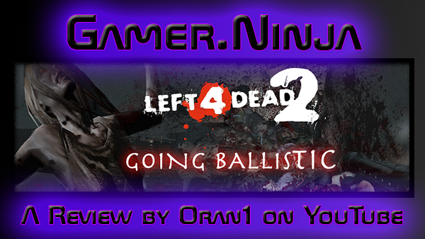 New Custom Map | Left 4 Dead 2 Game Review