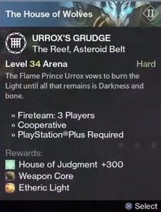 urroxs-grudge-prison-of-elders-house-of-wolves-destiny-bungie-gmer-ninja