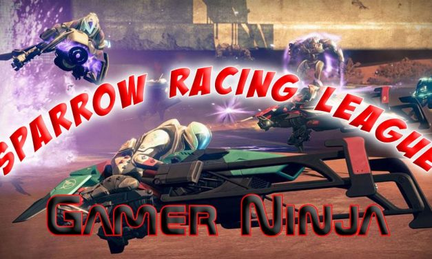 Sparrow Racing League | Destiny the Game Review