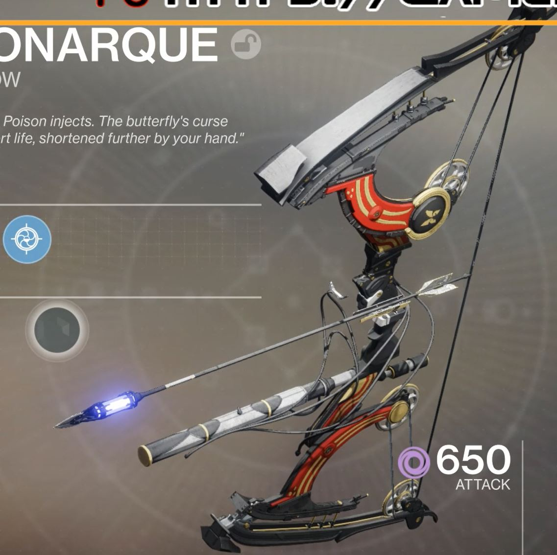 le-monarque-bow-video-free-standing