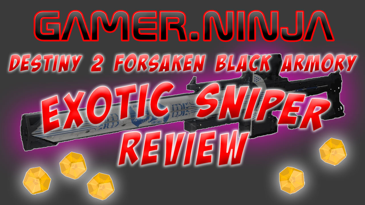 Izanagi's Burden Exotic Sniper Rifle Spec Review