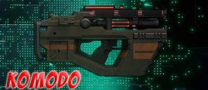 Hyper Scape Battle Royale Weapons Komodo Plasma Launcher Gamer Ninja 540x234 px