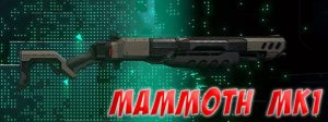 Hyper Scape Battle Royale Weapons Mammoth MK1 Shotgun Gamer Ninja 540x201px