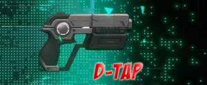 Hyper Scape Battle Royale Weapons D-Tap Pistol Gamer Ninja 540x223 px