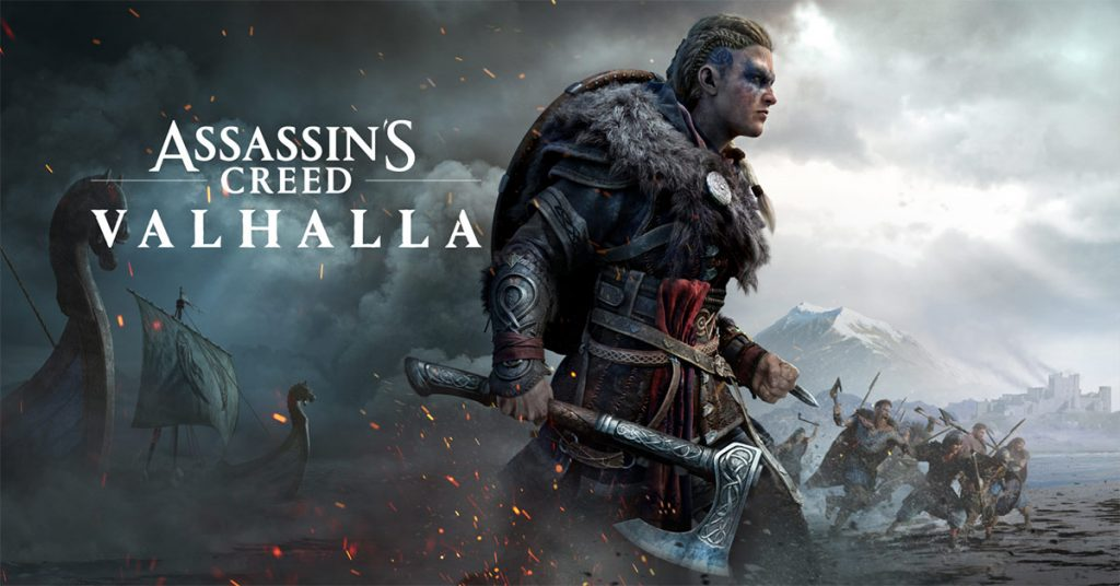 Ubisoft Announces Assassin's Creed Valhalla Gamer Ninja 1200x628px