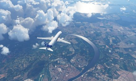 Microsoft Flight Simulator Reverts To The Sky
