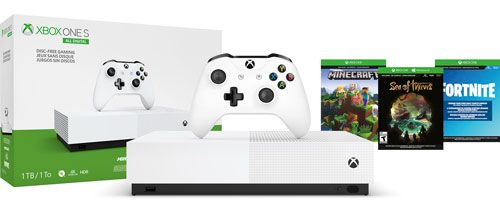 Walmart has the cheapest Xbox One S Console deal in August 2020 500x208