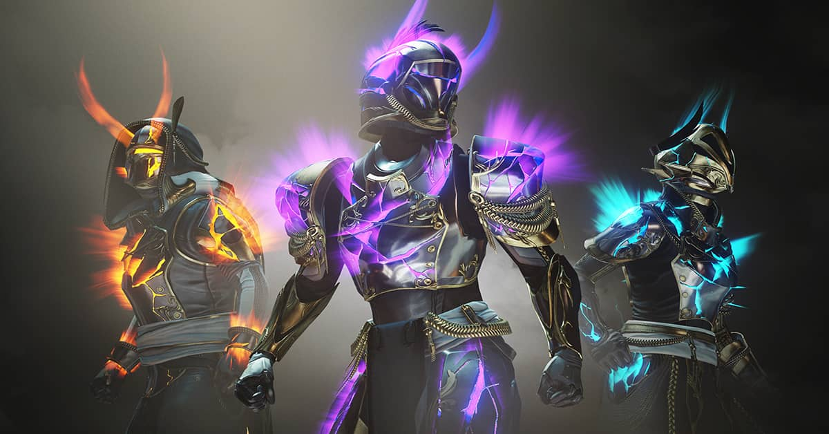 Solstice of Heroes Event Reforged in the Light Quest Featuring Destiny 2 Magnificent Armor 1200x628