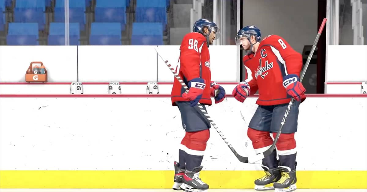 One Ice Graphics Review of NHL 21 Players Look Real and Area is Awesome