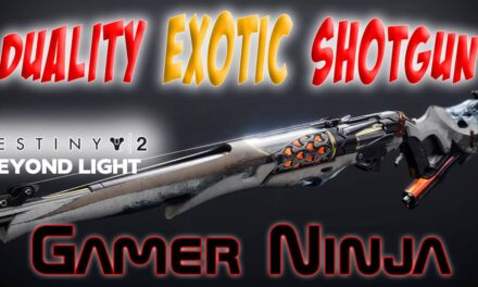 Duality Exotic Shotgun