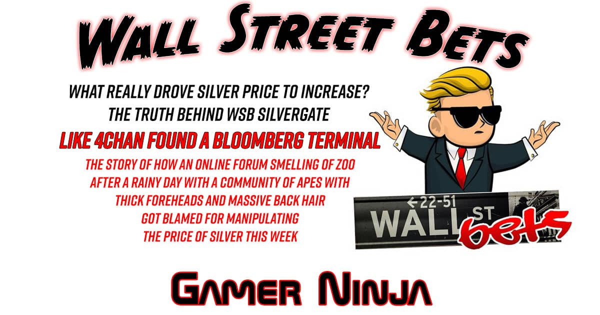 Truth Behind WSB Silver Allegations